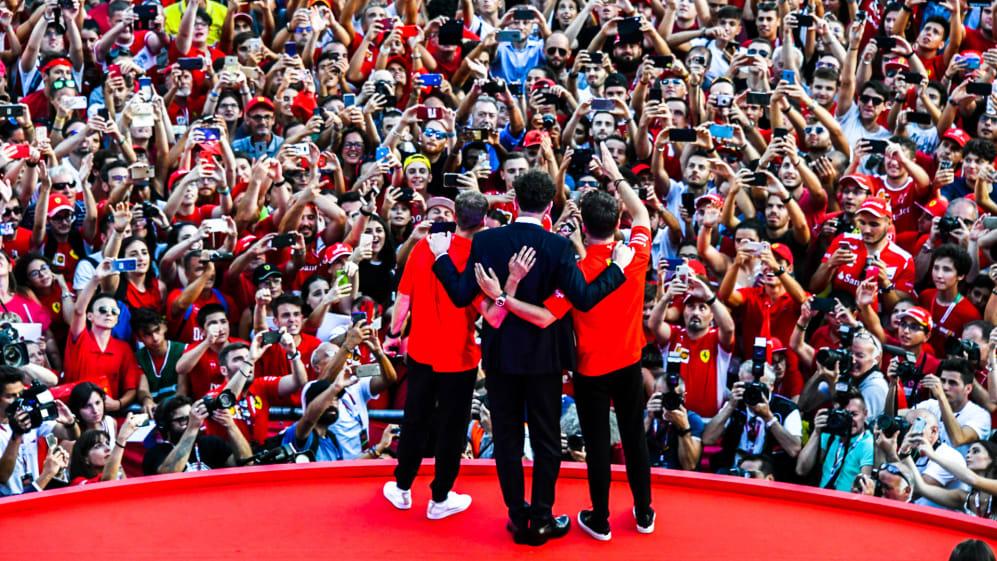 Ferrari F1 launch 2020: Ferrari set for theatrical car unveiling | Formula 1®