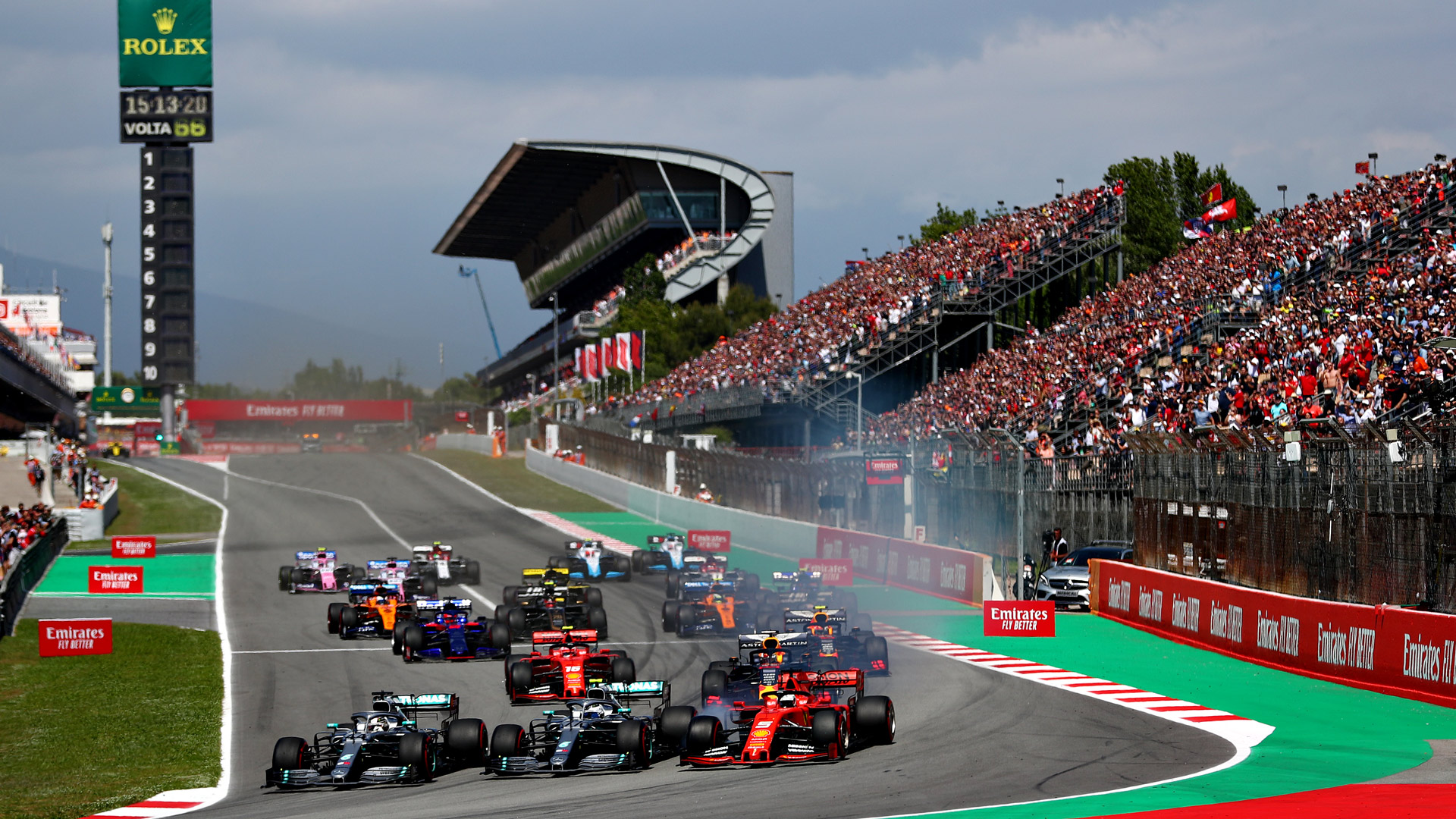 What's the weather forecast for the 2020 Spanish Grand Prix ...