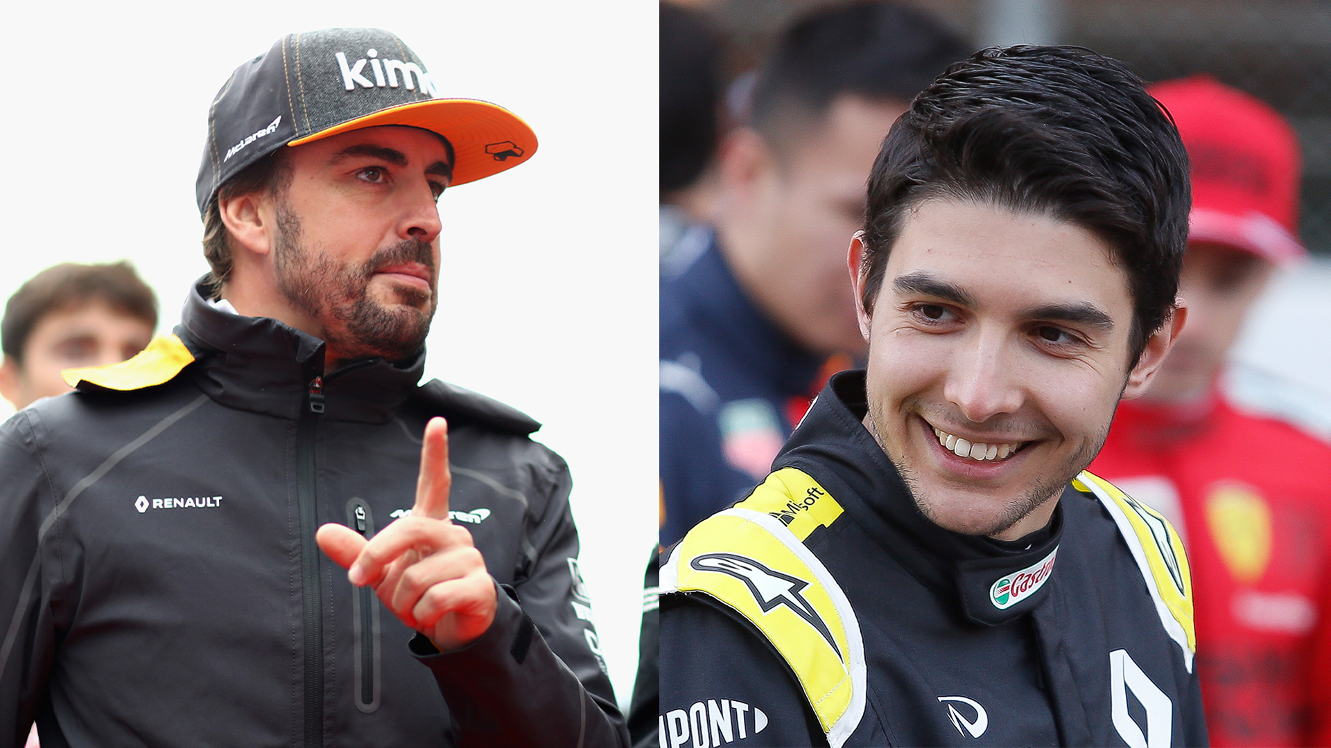 Esteban Ocon would be 'very happy' to have Fernando Alonso as Renault team  mate in 2021 | Formula 1®