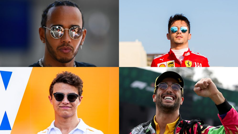 How the drivers have spent their winter breaks so far | Formula 1®