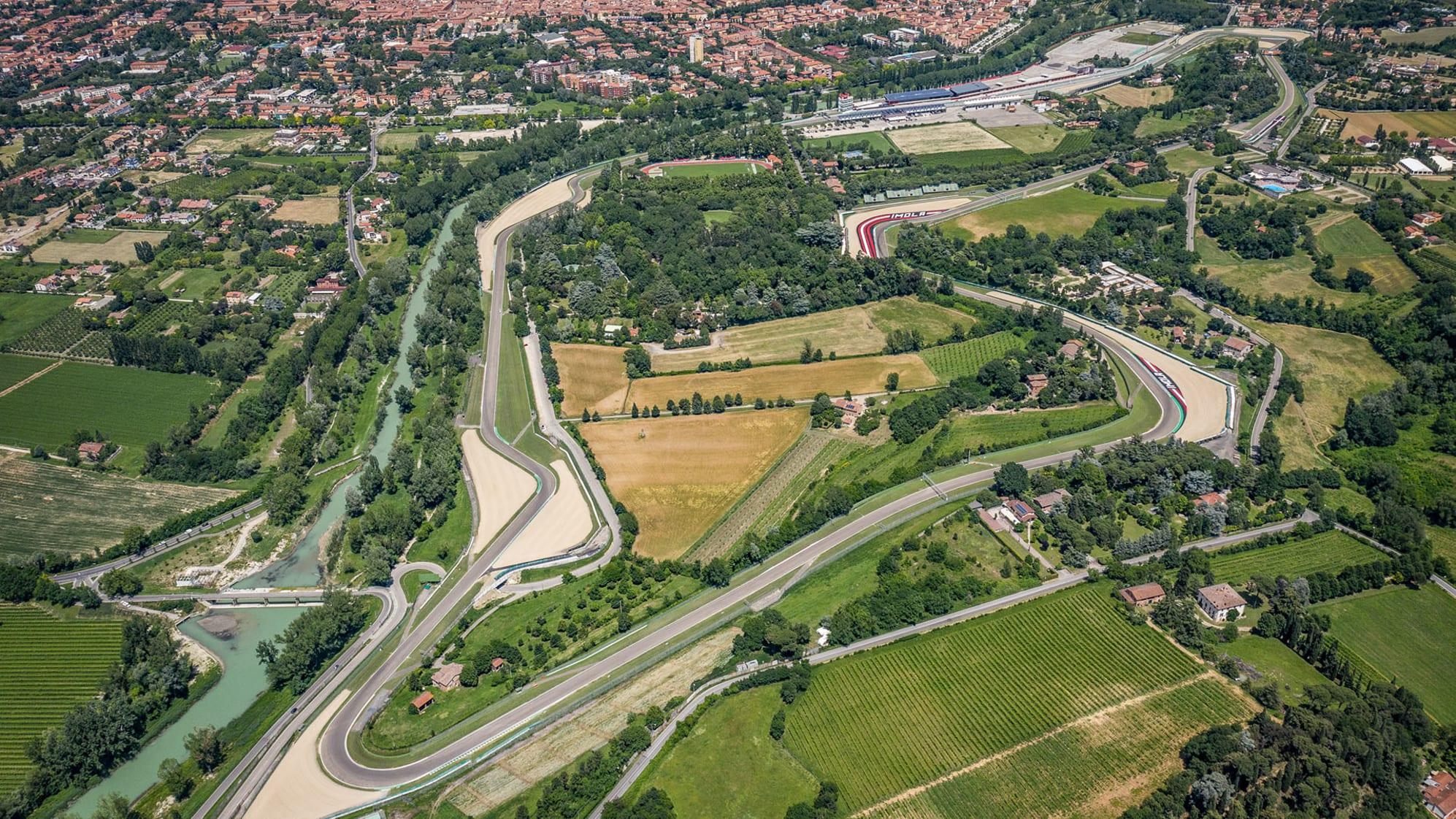 GRAND PRIX D'ÉMILIE-ROMAGNE 2020 — Formula 1 Emirates Gran Premio Dell'emilia Romagna 2020 Image