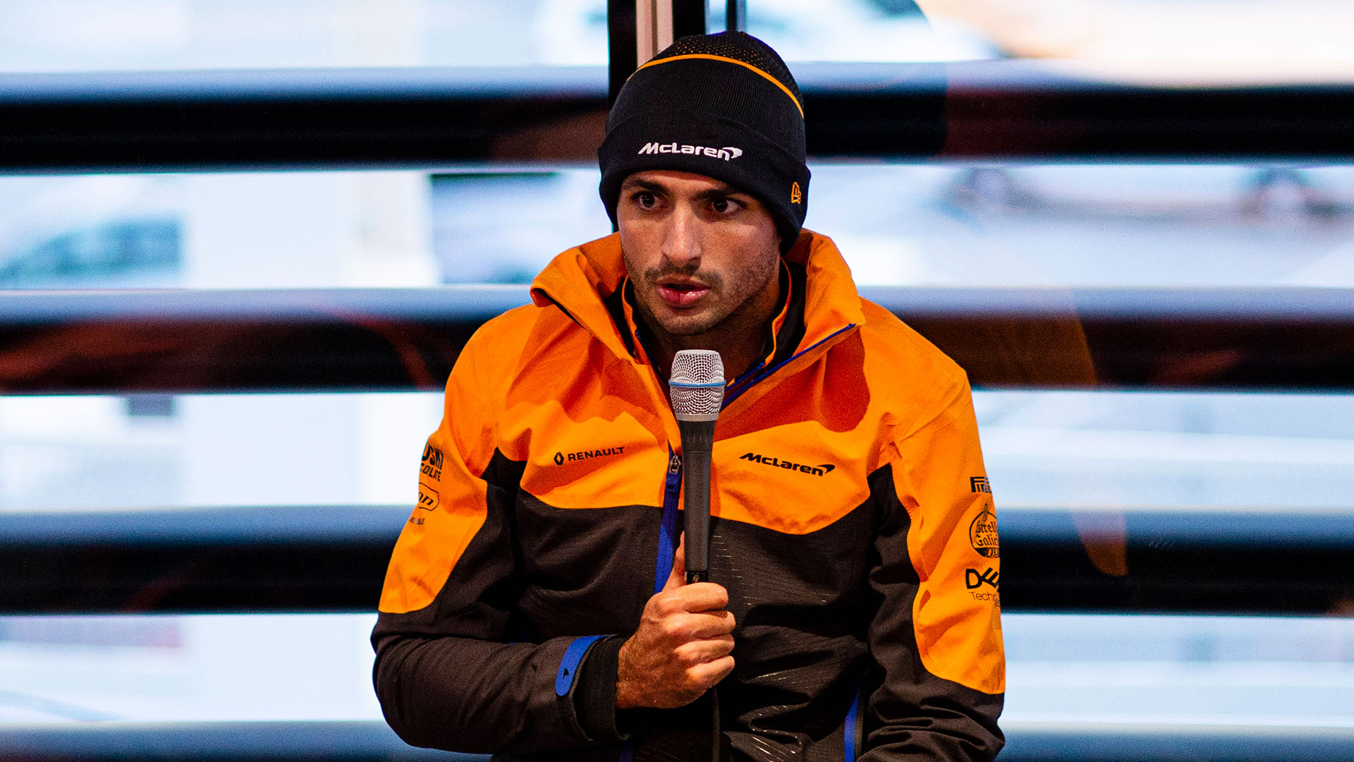 McLaren's Carlos Sainz says 'The car feels amazing' after first day of testing with 2020 F1 challenger