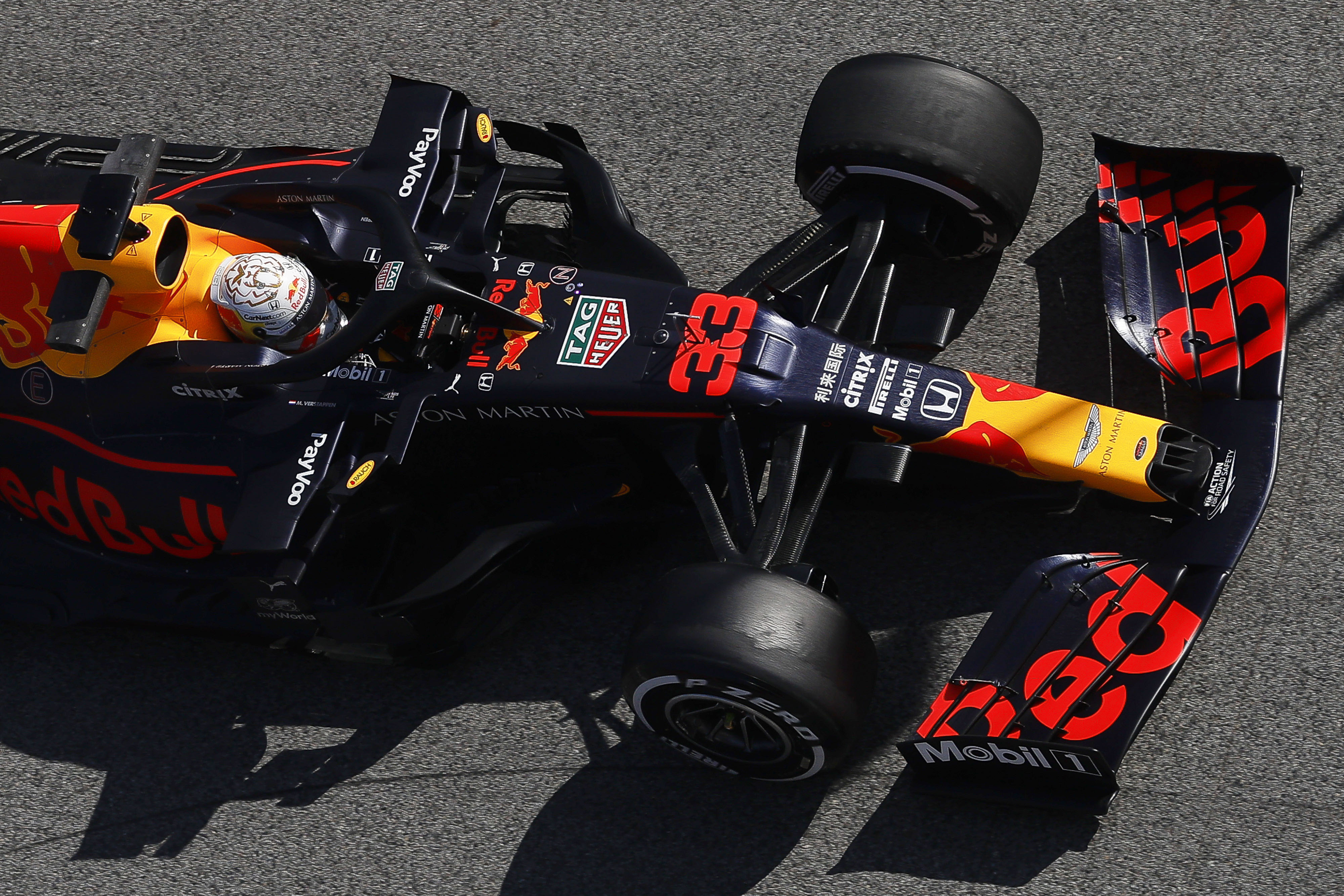 We've hit the ground running in 2020 testing, say Red Bull | Formula 1®