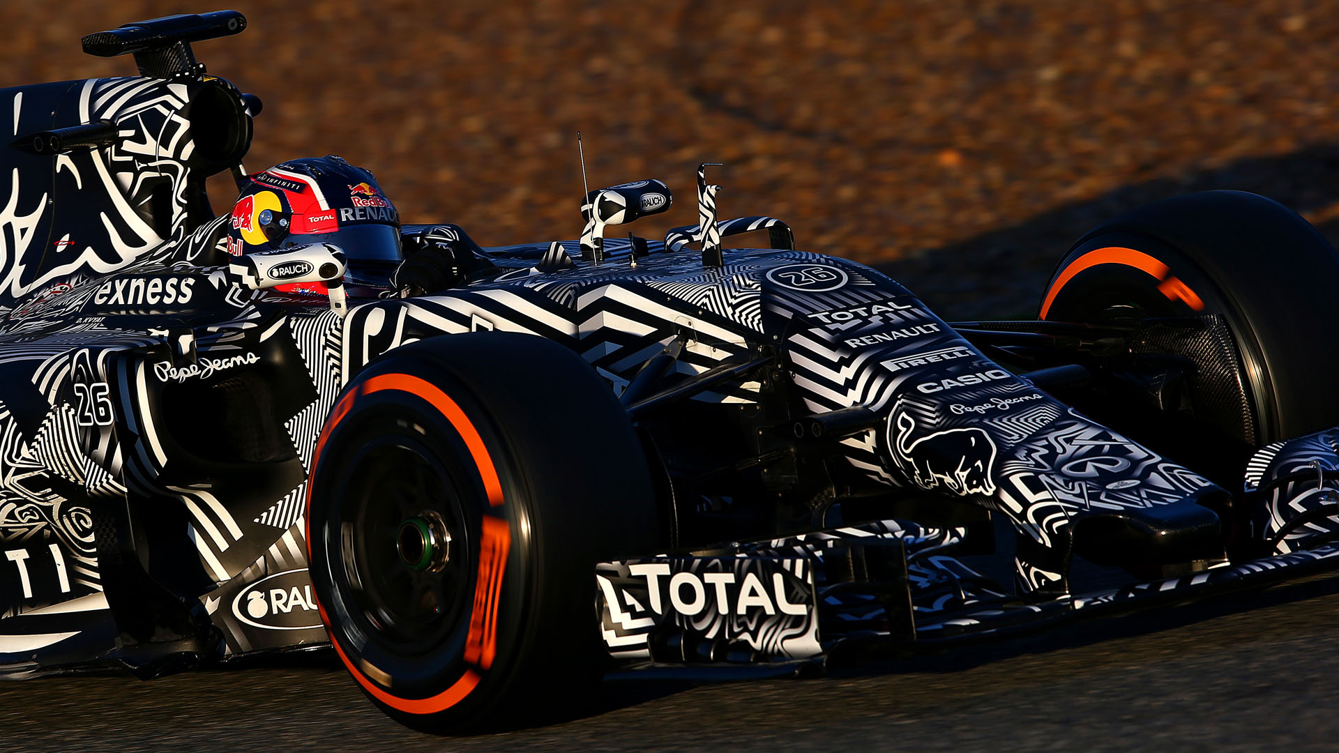 F1 Testing 7 Of The Cleverest Deceptions In F1 Testing History Formula 1