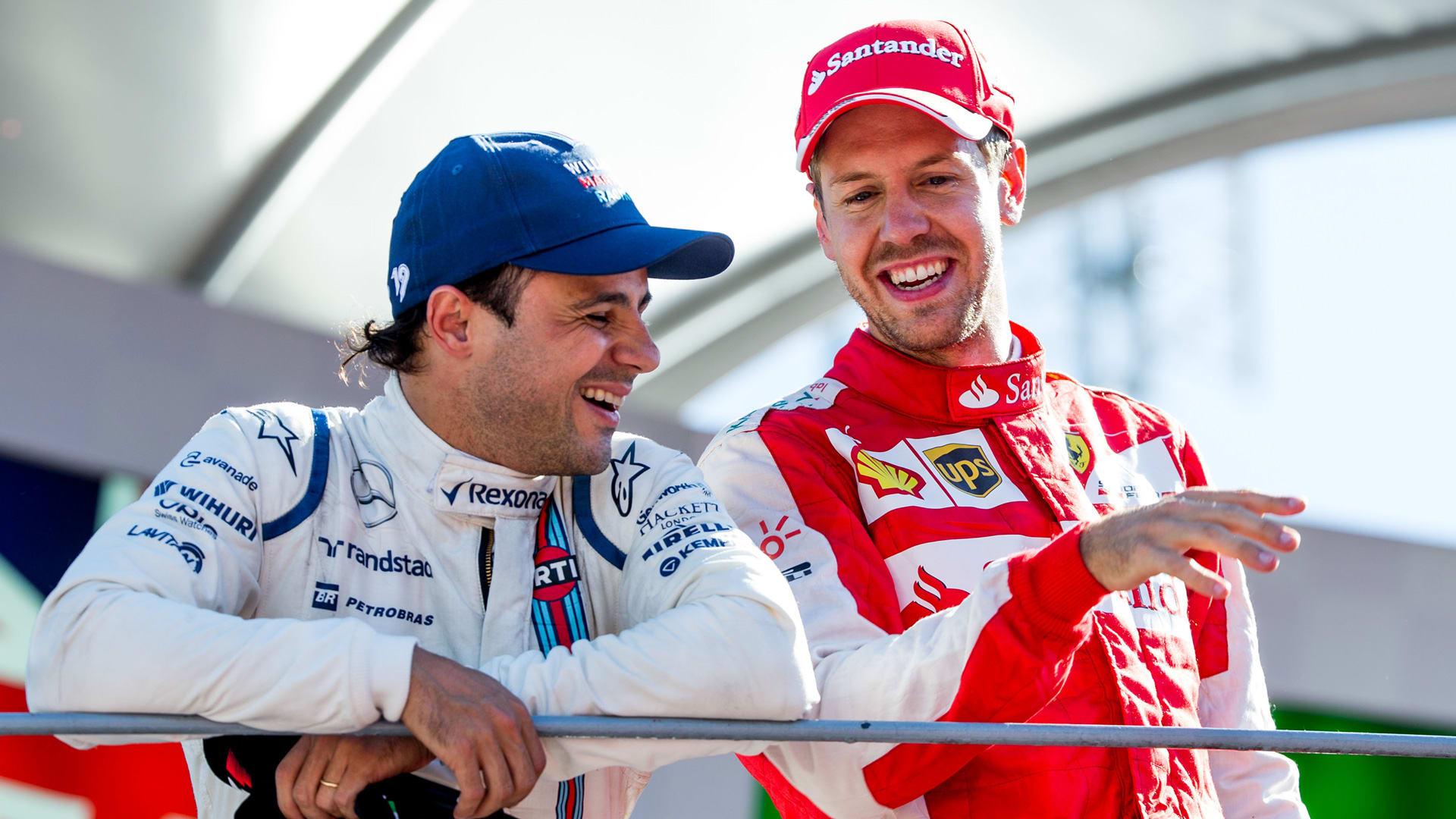 'I'm not surprised Vettel is leaving Ferrari' says Scuderia race winner Massa | Formula 1®