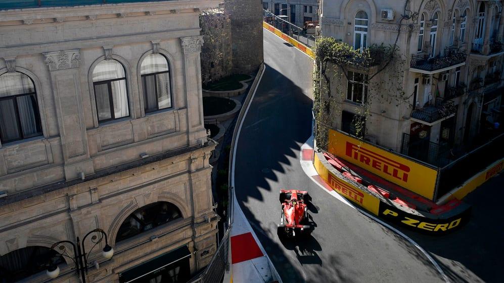 Baku Grand Prix by f1.com