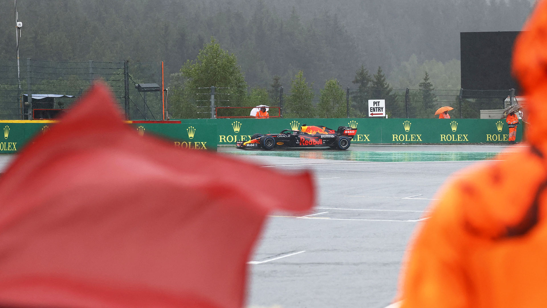 F1 Commission discusses potential changes to Sporting Regulations in wake of shortened Belgian GP