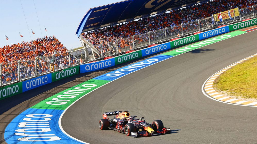 Formula 1: Max Verstappen wins the Dutch Grand Prix Zandvoort over title rival Lewis Hamilton