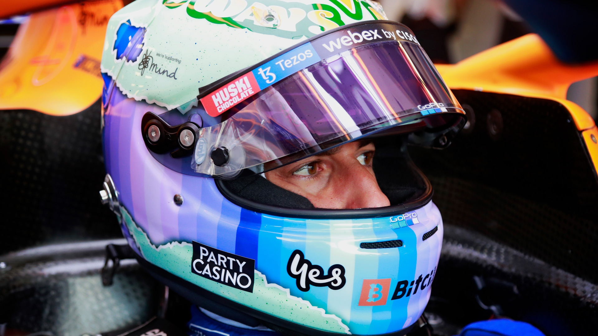 'All of us know racing etiquette' says Ricciardo as he says nothing was 'out of line' in Hamilton-Verstappen clash | Formula 1®
