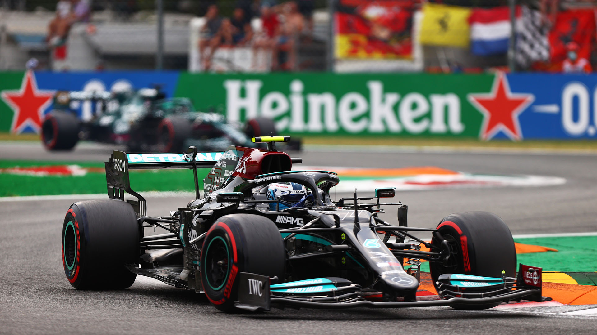 2021 Italian Grand Prix qualifying report & highlights: Bottas beats Hamilton at Monza to claim top grid slot for F1 Sprint   Formula 1®