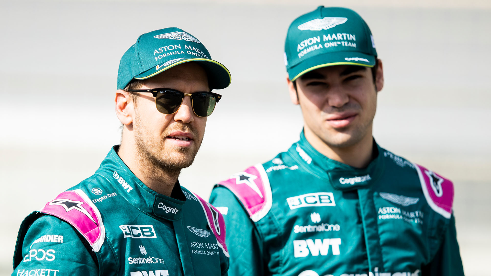 Sebastian Vettel and Lance Stroll to remain with Aston Martin in F1 for 2022 | Formula 1®