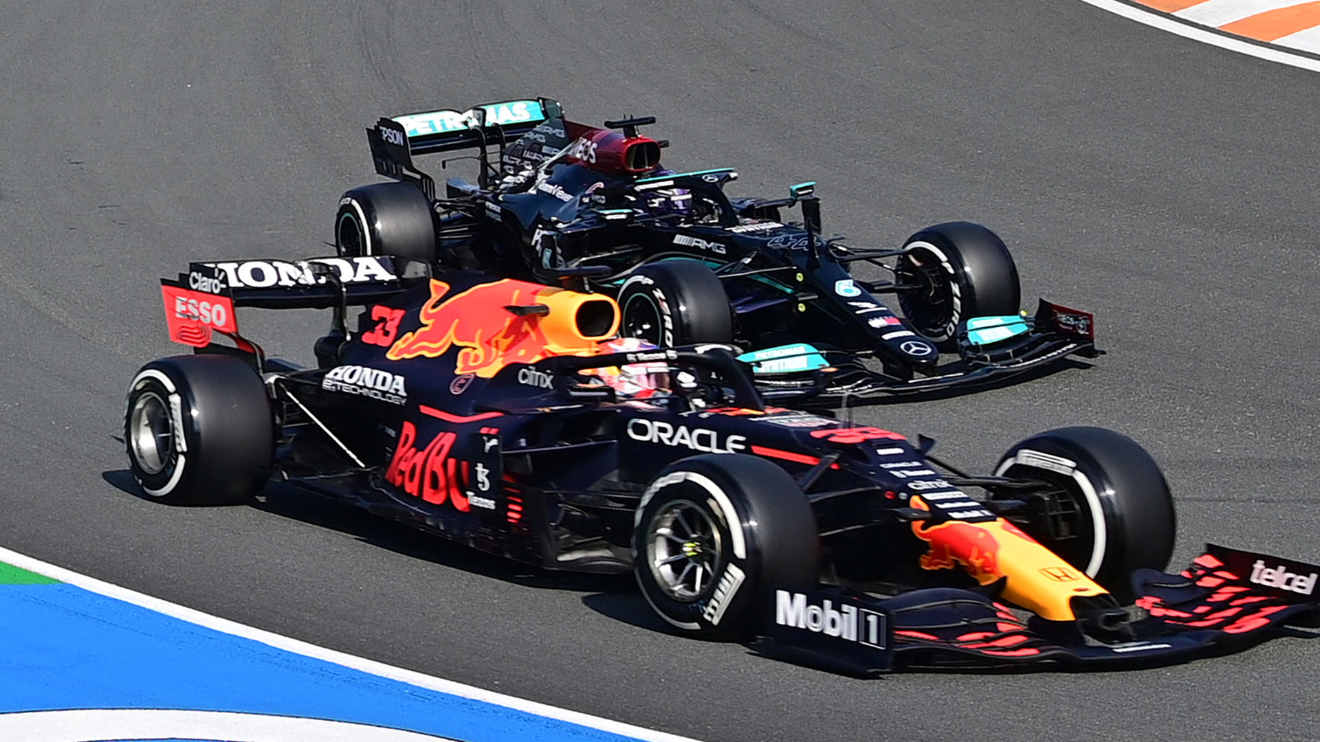 'They can't race with velvet gloves' – Horner and Wolff won't rule out more Hamilton-Verstappen contact as title race hots up