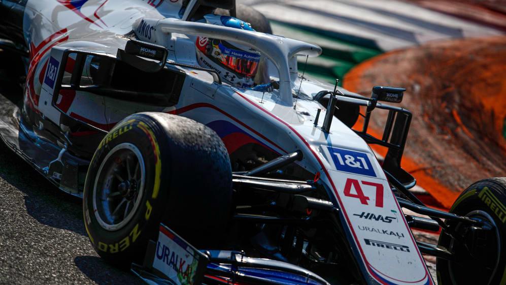 フォーミュラ12021:イタリアGP