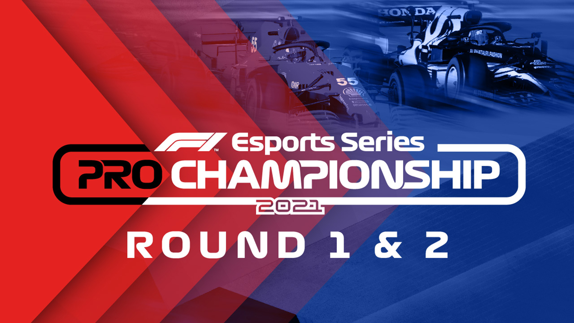 WATCH LIVE: Follow all the action from the first two rounds of the F1 Esports Pro Championship
