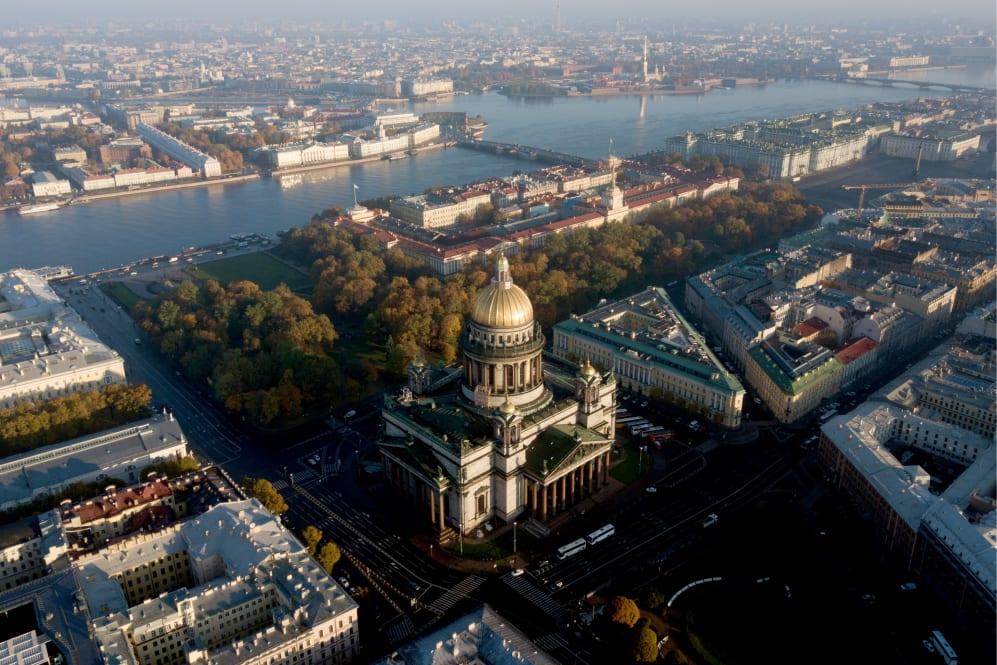 F1 in St. Petersburg