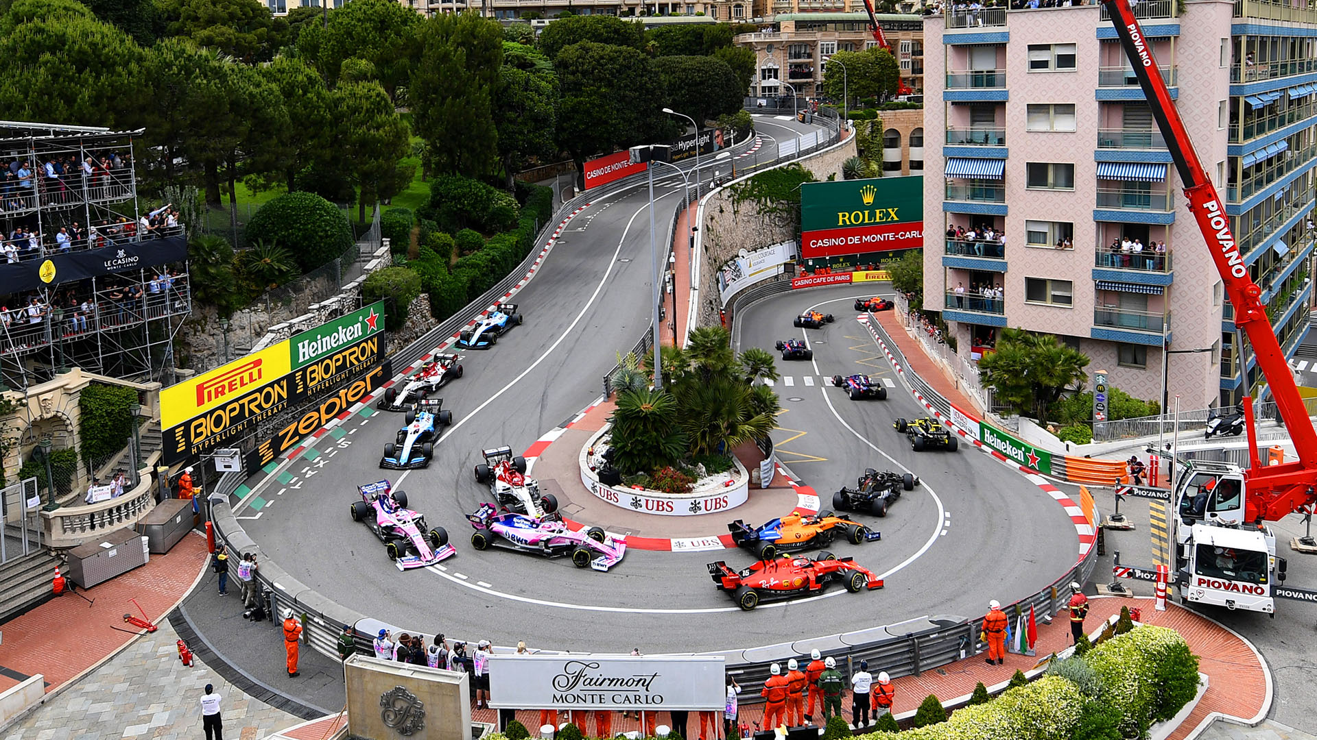 The return of F1's most iconic race, and a major Williams milestone – 5 fascinating storylines ahead of the Monaco Grand Prix | Formula 1®