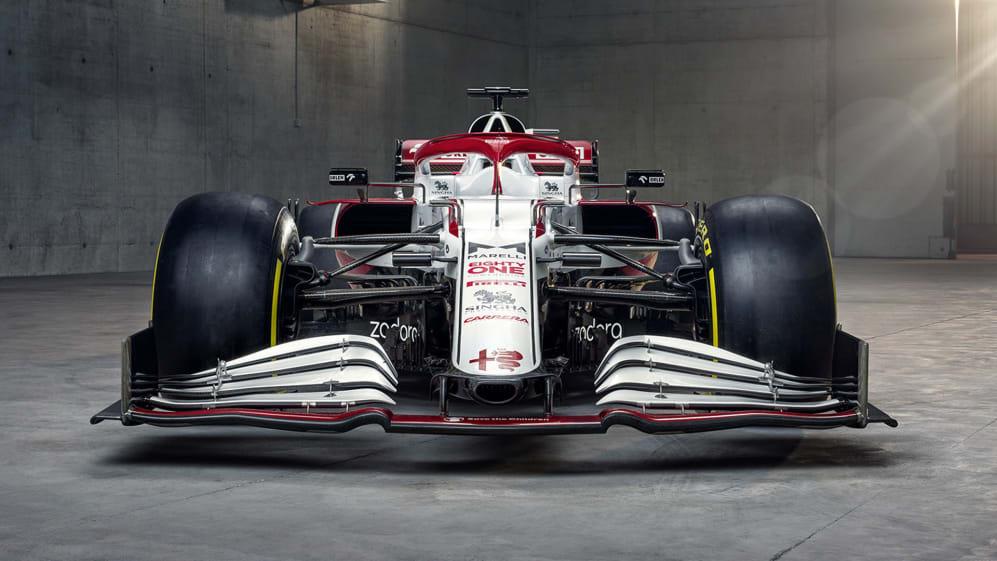 Alfa Romeo 2021車隊發表會3124
