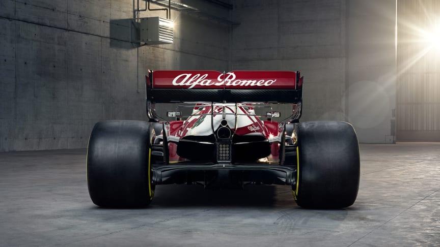 Alfa Romeo 2021車隊發表會3694