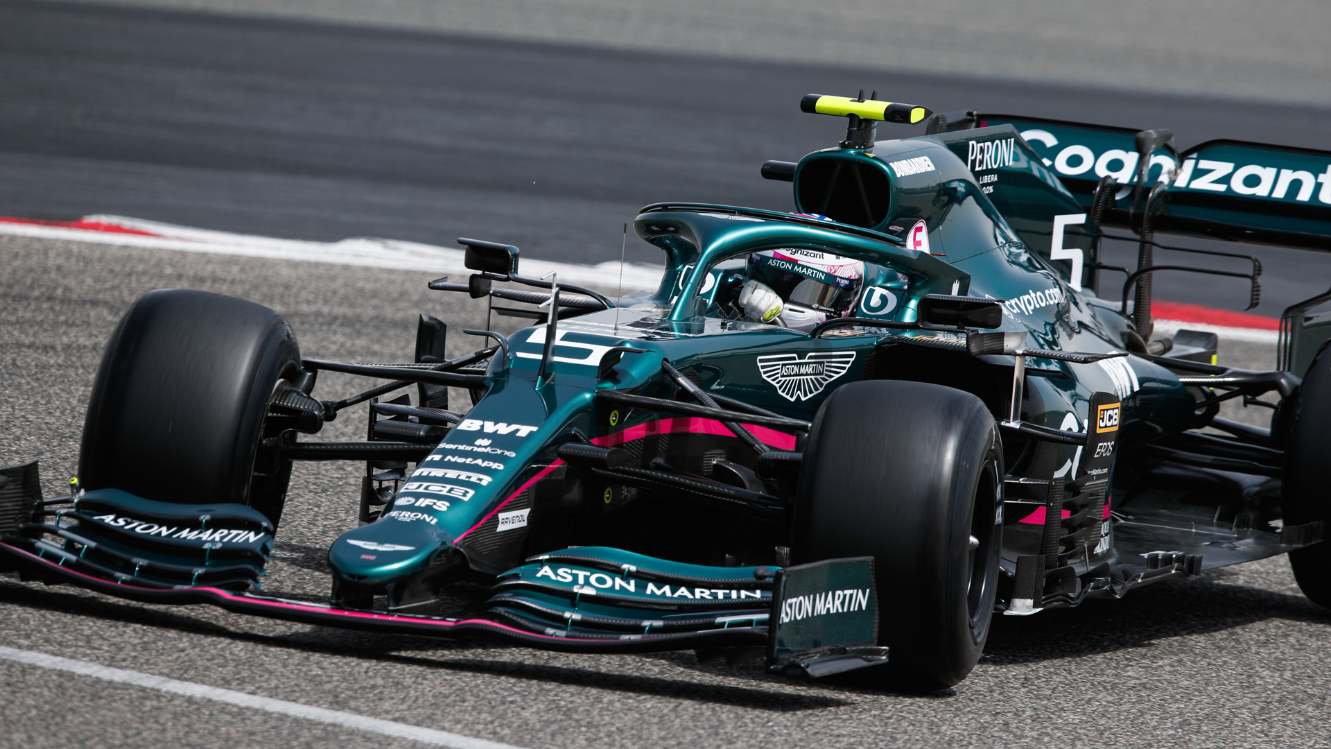 Vettel Positive About Really Productive Testing Despite Aston Martin Reliability Issues Formula 1