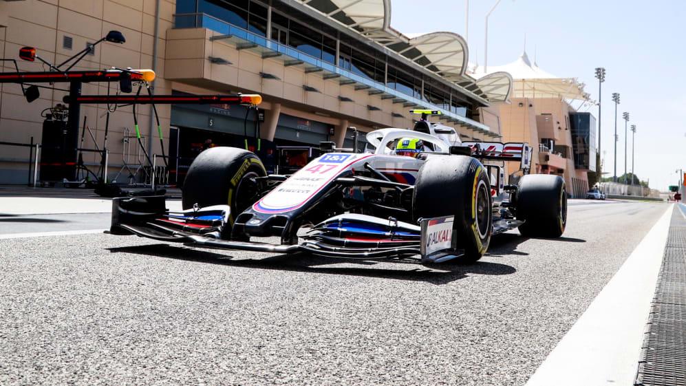 Fórmula 1 2021: pruebas de marzo en Bahréin