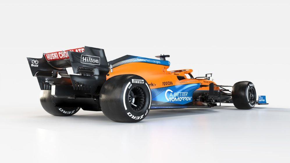 McLaren 2021車隊發表會9276