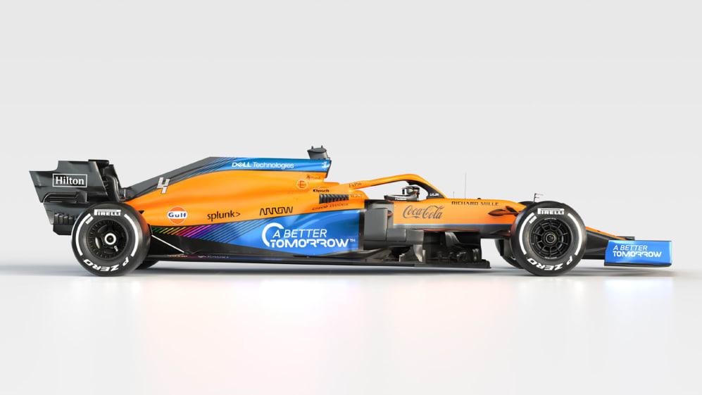 McLaren 2021車隊發表會8355