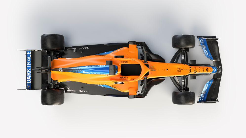 McLaren 2021車隊發表會8520