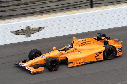 Alonso seeks triple crown in return to Indy 500 in 2019