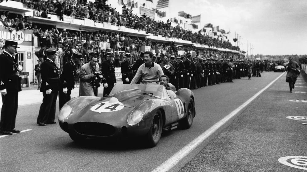 1958 Le Mans 24 hours.