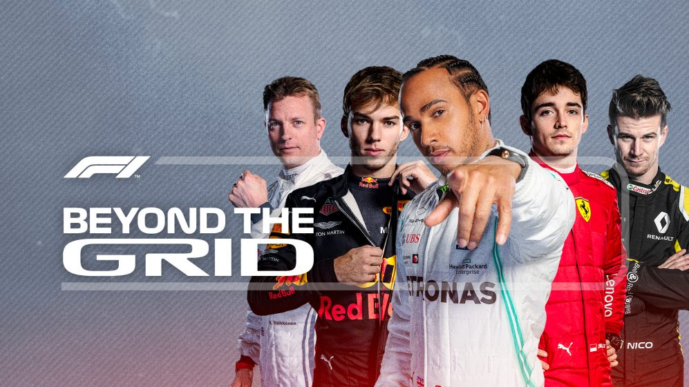 LISTEN: Enjoy six of the best anecdotes from Season 2 of F1 podcast Beyond The Grid!