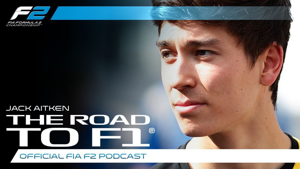 F2 PODCAST: The Road to F1 - Jack Aitken | Formula 1®