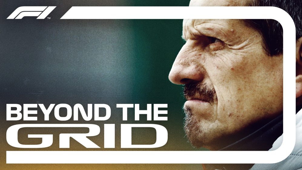 Guenther Steiner Beyond The Grid podcast: The Haas team