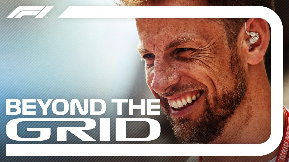Jenson Button Beyond The Grid podcast: Jenson Button on his 2009 title, his best team mate and more | Formula 1®