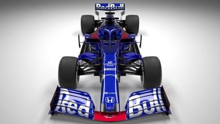 Toro Rosso Unveil the STR14