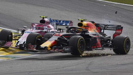 2018 Brazilian GP