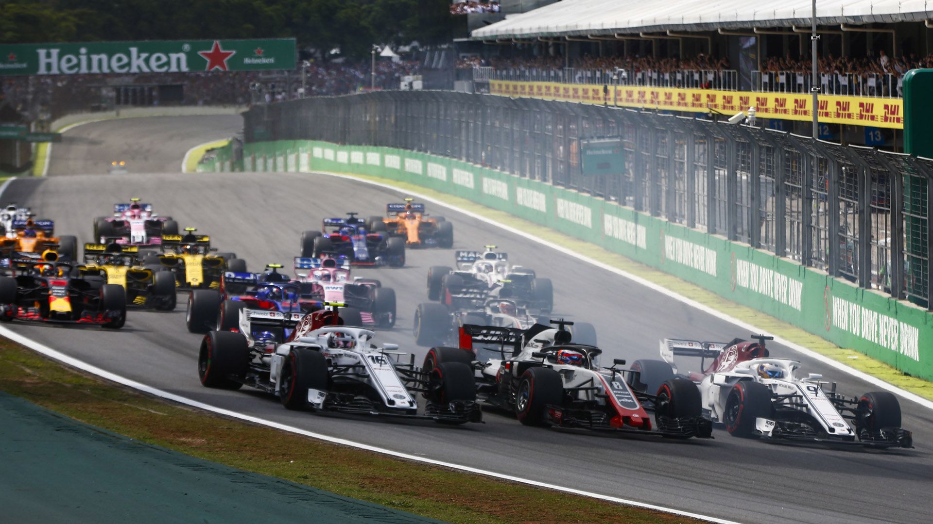 5 Reasons We Love... The Brazilian Grand Prix | Formula 1®