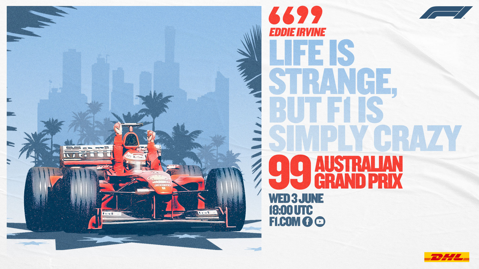 We're streaming the 1999 Australian Grand Prix – here's why you should watch   Formula 1®