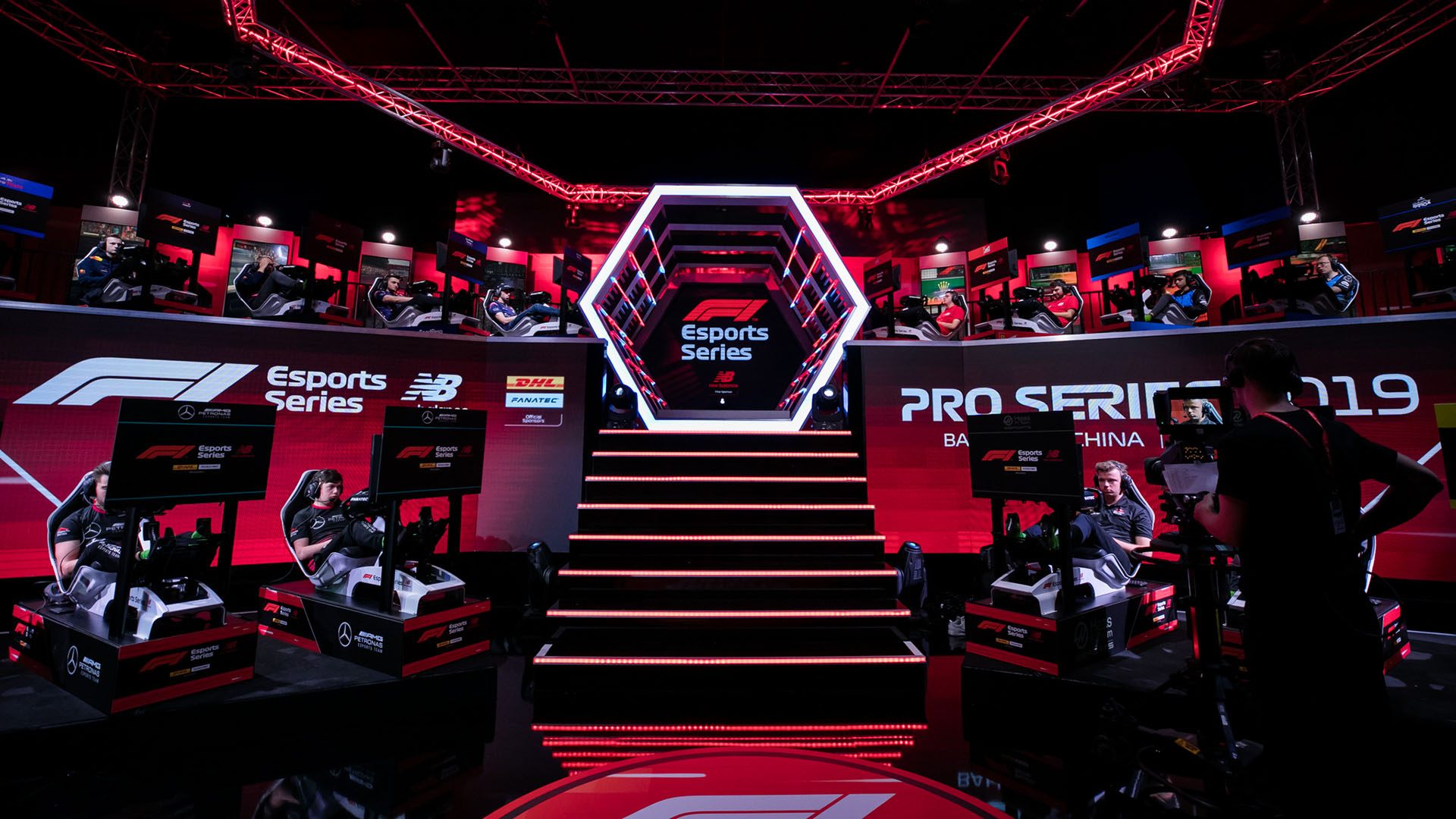 F1 Esports to return remotely with record prize fund