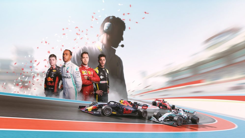 F1® Manager game launches on mobile | Formula 1®