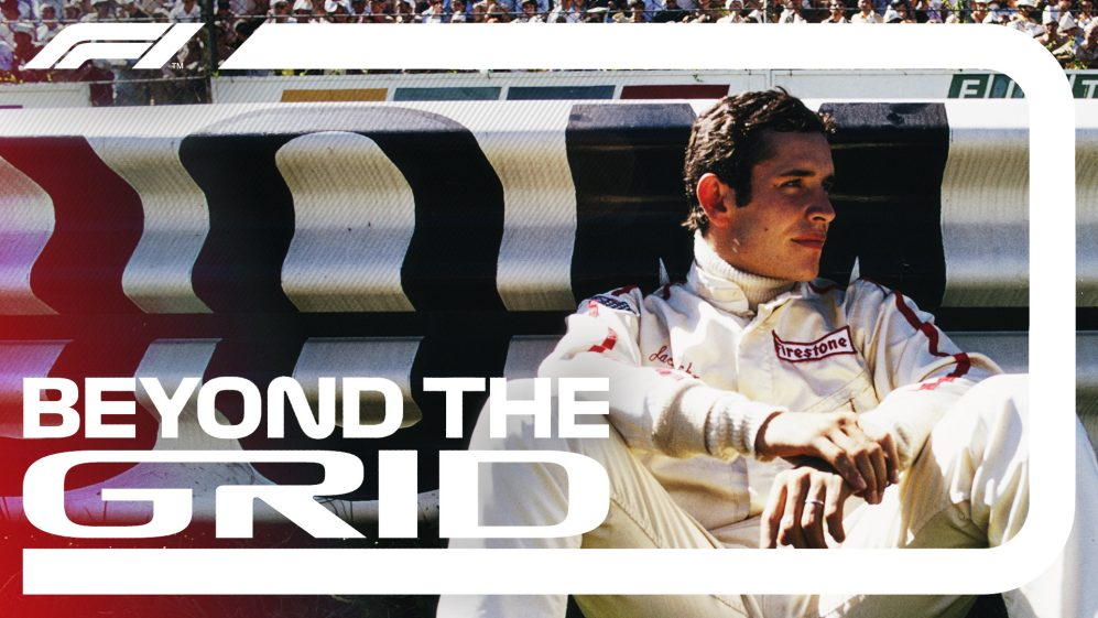 Jacky Ickx on Stewart, Brabham, the great Enzo Ferrari and more | Formula 1®