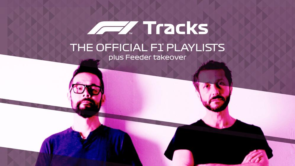 F1 Tracks: Listen to Feeder's takeover playlist | Formula 1®