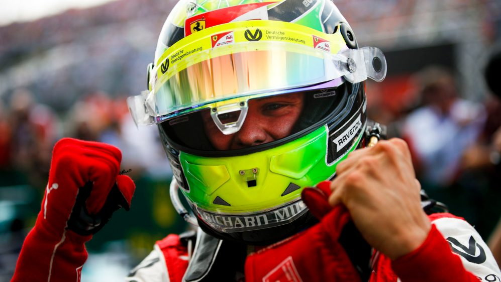 Mick Schumacher wins his first F2 race at the Hungarian GP