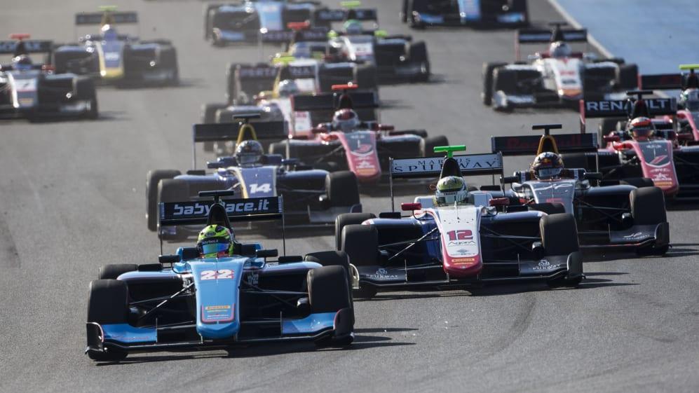 GP3 series 2017, GP3 series 2017