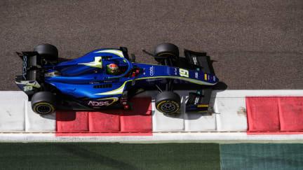 Louis Deletraz Abu Dhabi testing Saturday.jpg