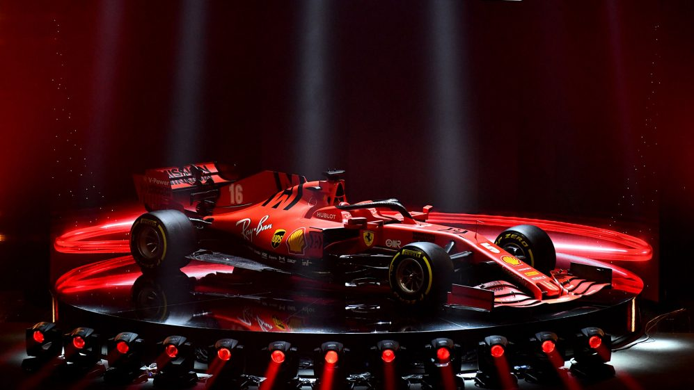 Gallery Ferrari Sf1000 Launch Ferrari Unveil Their 2020 F1 Car Formula 1