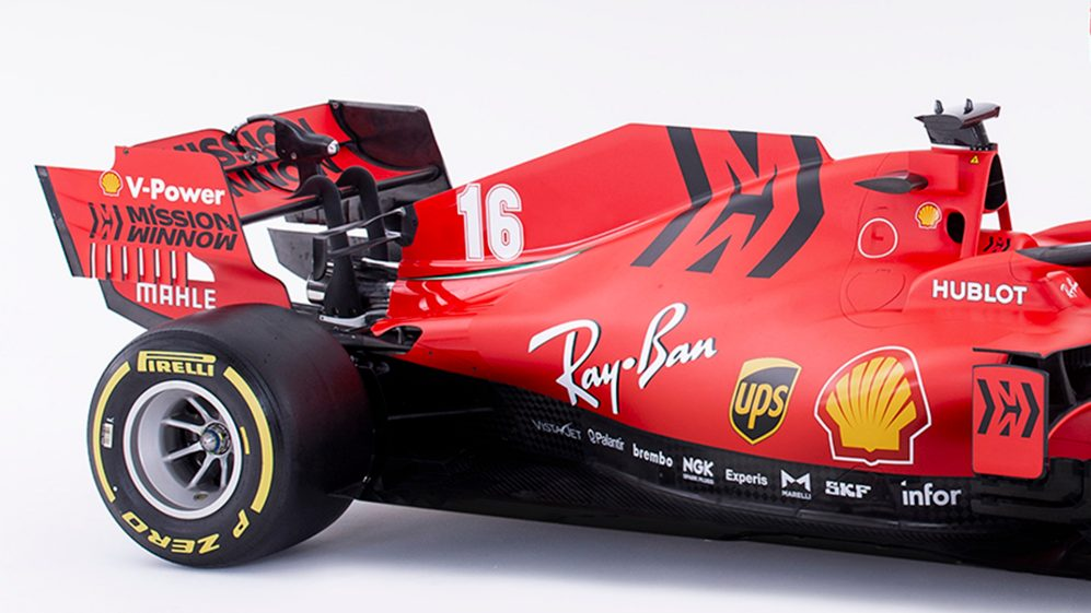 RAPID REACTION: Our first take technical analysis of Ferrari's 2020 SF1000  F1 car | Formula 1®