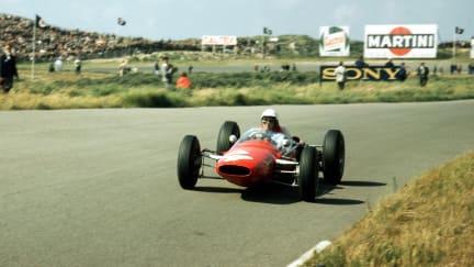 1963 Dutch Grand Prix.