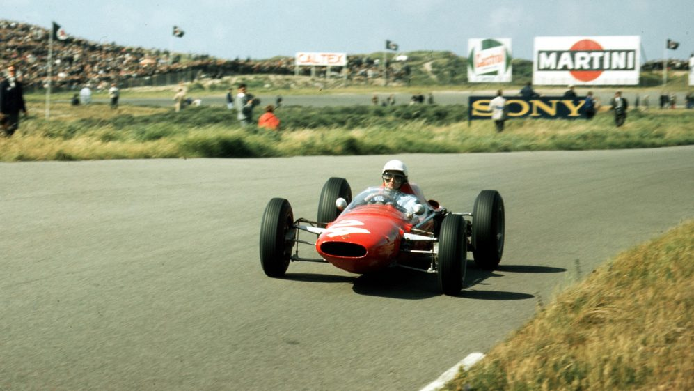 1963 Dutch Grand Prix.