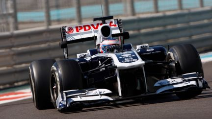 2011 Formula One Young Driver Test