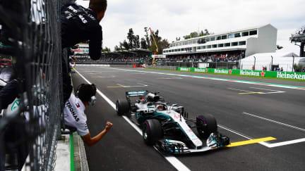 2018 Mexican GP